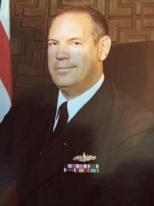 LCDR John McKay