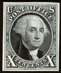 1847 Washington 10c