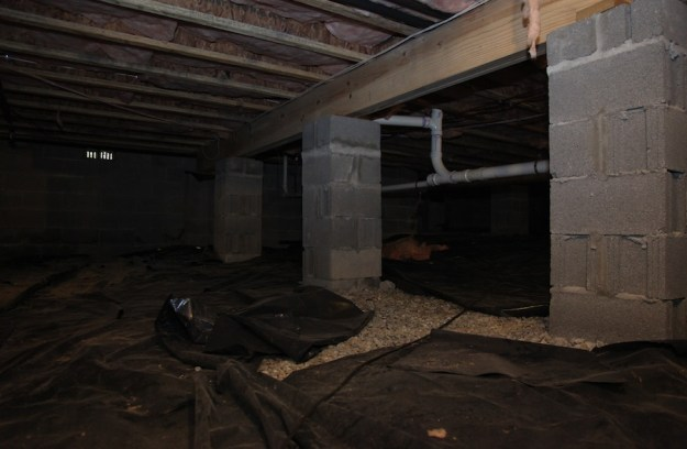 slab crawl space or basement what kind of foundation do you have