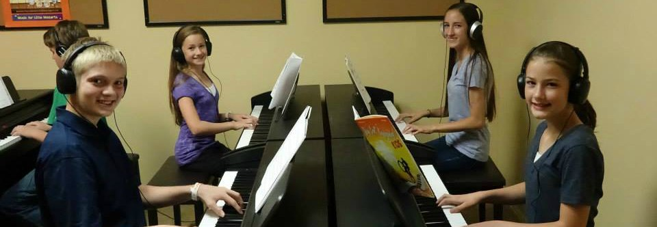 Way Cool Keyboarding – Piano Lessons for Teens