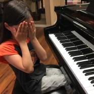 A Piano Teacher's Advice on Pre-Recital Nerves