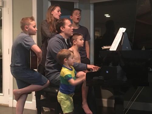Larson Family Gathering