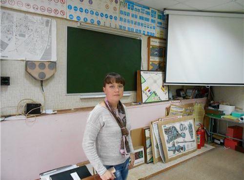 Гренадерова Юлия Владимировна, преподаватель психологии