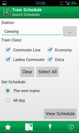 Aplikasi Android Jadwal Rute Kereta 2 Aplikasi di Android Untuk Mengetahui Jadwal dan Rute Kereta