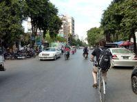 Visite de Mandalay en vélo