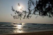 Plage de Sihanoukville... Il n'y a que ça de joli!