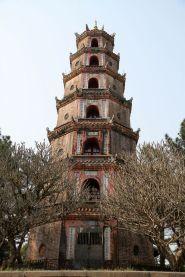 Une pagode de Hué