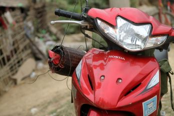 Moto-bétaillère