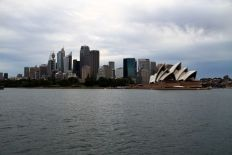 Sydney et son architecture occidentale