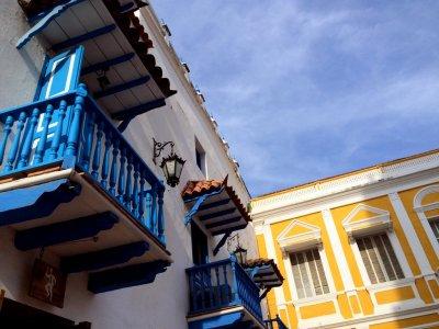 Cartagène et son style colonial