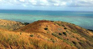 Petite balade jusqu'à un point de vue sur la péninsule d'Ouéno