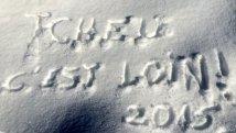 Une balade d!ans la neige