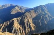 Départ du trek du canyon del Colca