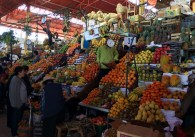 Le marché d'Arequipa