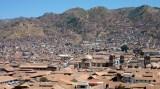 Cuzco et ses toits de tuiles