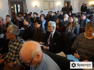 Audience during Synergy Journal's event on 24 February, 2016 | Image: Synergy Journal, Asian Institute, University of Toronto