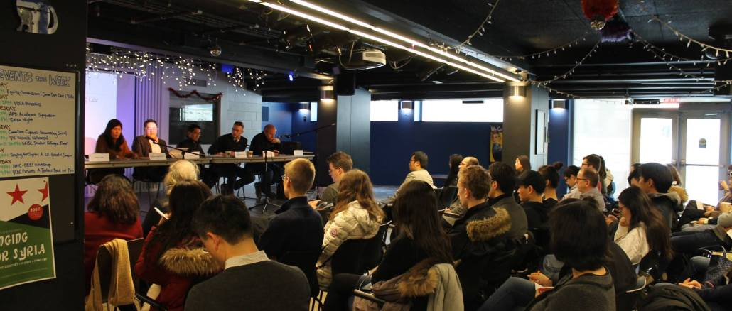 """Synergy Event """"Resettlement of North Korean Migrants in South Korea and Beyond"""" on 15 March 2017 I Images: Synergy Journal"""