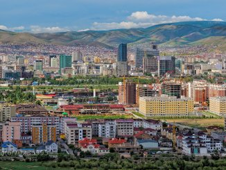 Ulan Bator or Ulaanbaatar, the capital and the largest city of Mongolia | Photo Credit: Kaare Ward Jensen
