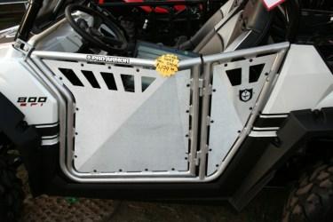 Pro Armor Polaris RZR Door