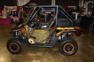 Mafia Industries Kawasaki Teryx