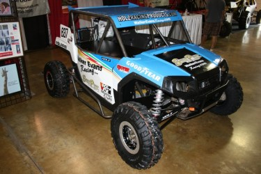 Walker Evans Racing Polaris RZR