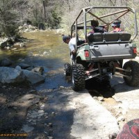 Trail Ride at Millwood OHV Area
