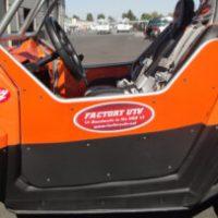 Factory UTV introduces RZR 170 Doors