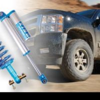 King Shocks Adds OEM Performance Series Bolt-On Shock Kits