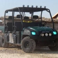 U.S. Army Specialist Creates One of a Kind Polaris Ranger 6x6 Crew