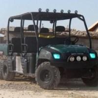 U.S. Army Specialist Creates One of a Kind Polaris Ranger 6x6 Crew