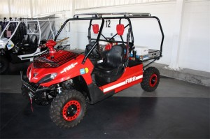 Kawasaki Teryx - Firefighting UTV