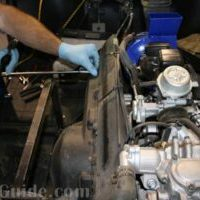 Yamaha Rhino 660 Clutch Sheave Installation