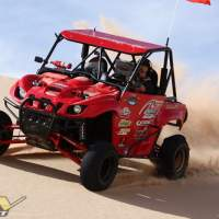 Rotax Your Rhino debuts during Halloween at the Imperial Sand Dunes