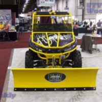 Hydraulic Snow Plow by Unisteer