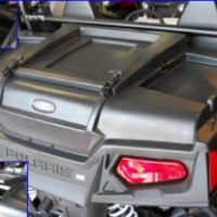 """Extreme Metal Products releases the """"Cooter Brown"""" RZR Cargo Cover"""