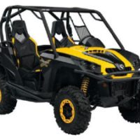 BRP Out to Defend Championships in 2011 with its Can-Am ATV and UTV Vehicle Racers