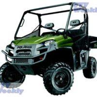 2012 Polaris Ranger Utility Side-By-Sides