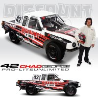 Funco Motorsports' Chad George Partners with Discount Tire & Traxxas