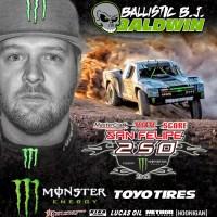 BJ Baldwin Heads to San Felipe Lighter, Faster, Stronger