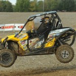 JB RACING CAN-AM MAVERICK TEAM WINS IRONMAN GNCC