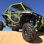 The Monster Energy, 928 Powersports,  Blingstar Build, for 2012 & 2013 Baja   1000 winner, BJ Baldwin