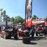 DRAGONFIRE BRINGS THE HEAT TO THE 4-WHEEL JAMBOREE