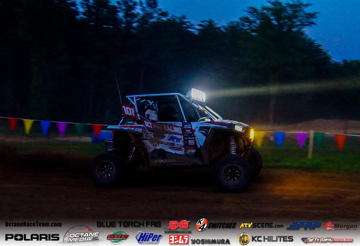 Octane Race Team - WIN – UTV Rally Raid Round 2