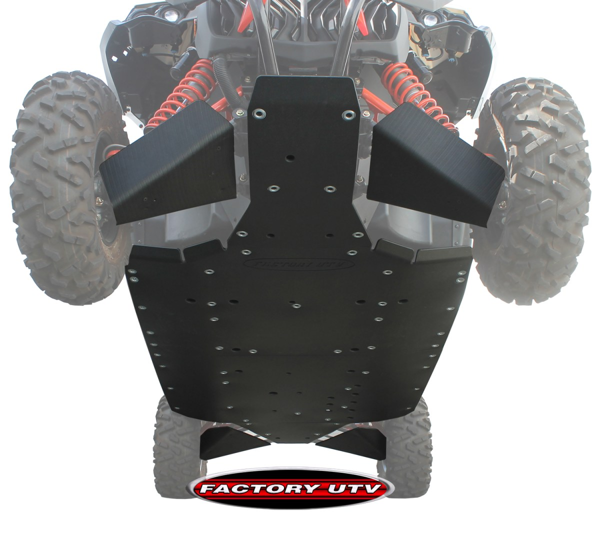 Factory UTV Can Am Maverick Max Ultimate UHMW Protection Kits