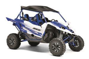 Yamaha Racing Blue-White
