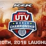 The Polaris RZR UTV World Championship returns to Laughlin, Nevada Feb 20th 2016!