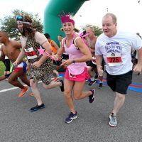 Galveston Daily News Press Run