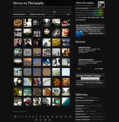 Marios Photo Gallery