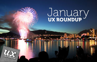 Catch up on what you may have missed this past month in the UX realm.