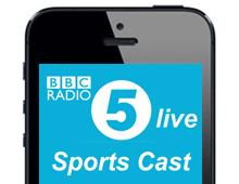 BBC Radio 5 – Mobile App Concept